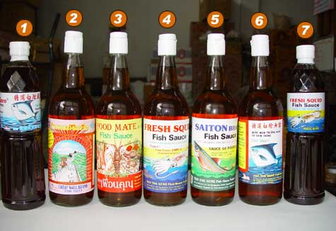 Fish sauce thai fish sauce manufacturer for Fish sauce brands
